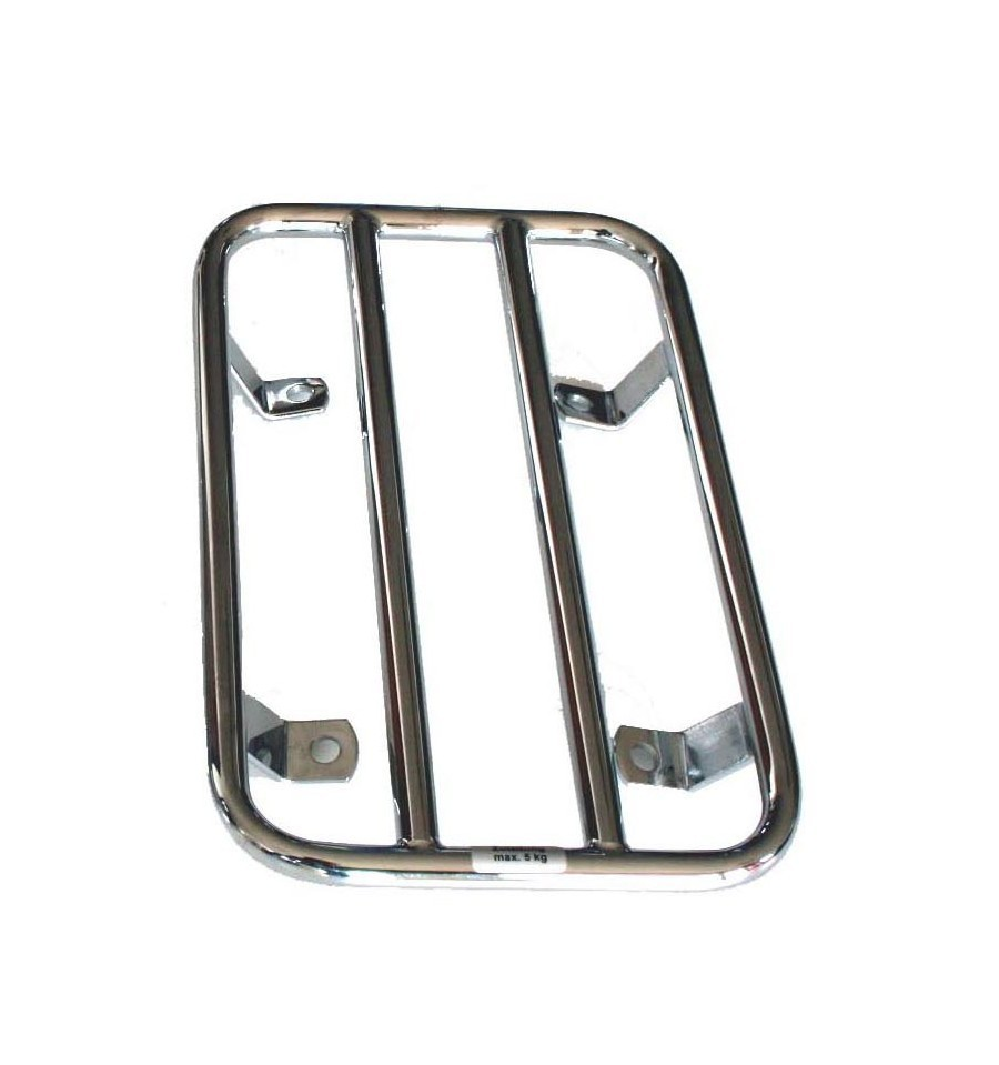 PORTE BAGAGES GARDE BOUE SIDE CHROME