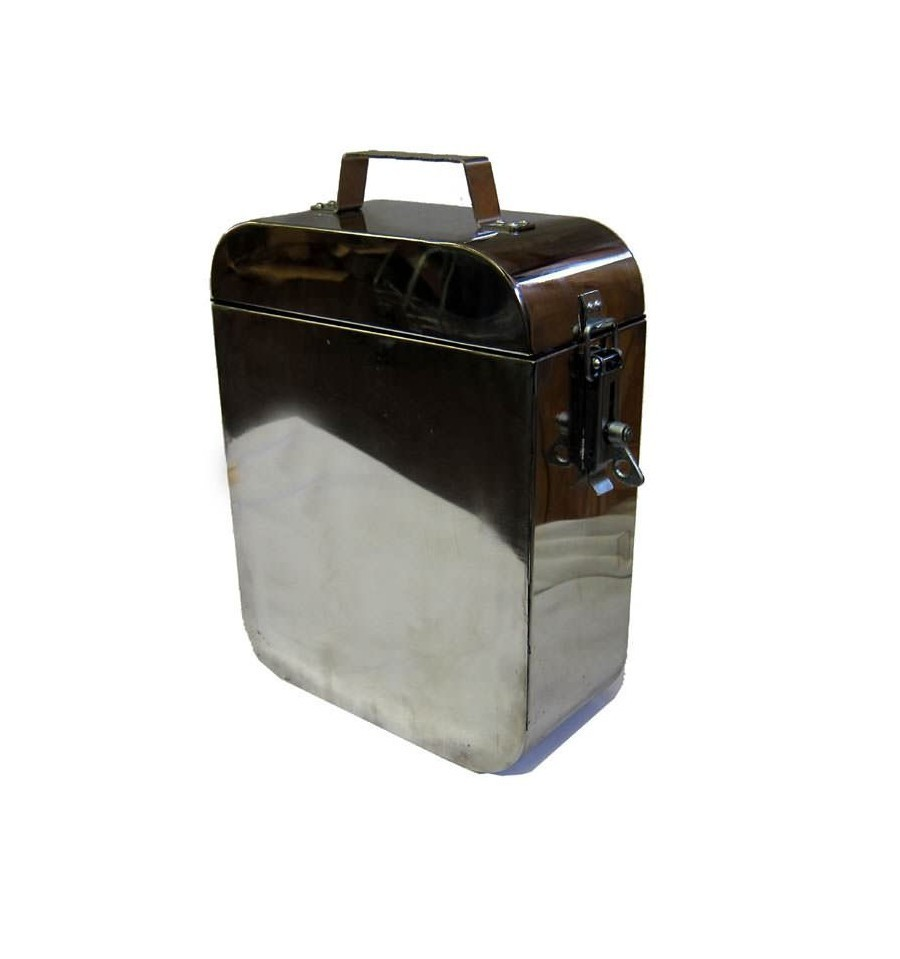STORAGE BOX 10L INOX URAL