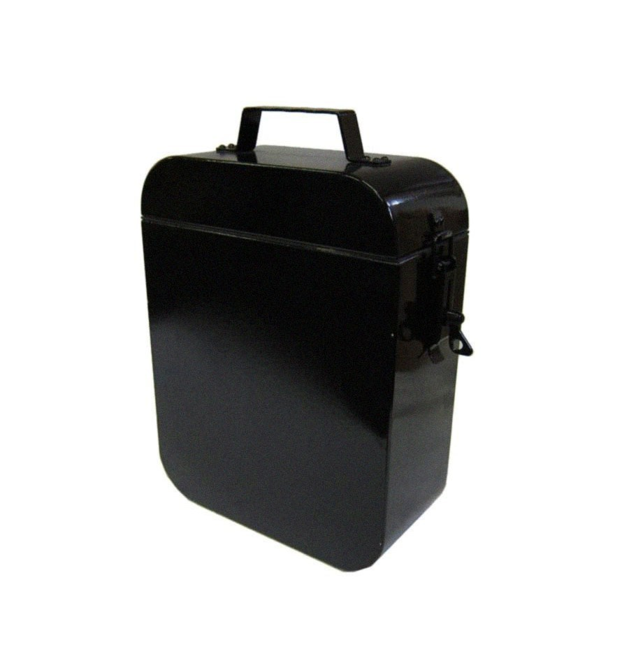 STORAGE BOX BLACK MATT 10L URAL