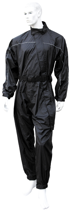 Rain suit Adjustable belt