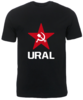 TEE-SHIRT FIRSTRACER URAL MOTORCYCLES ETOILE ET PISTON