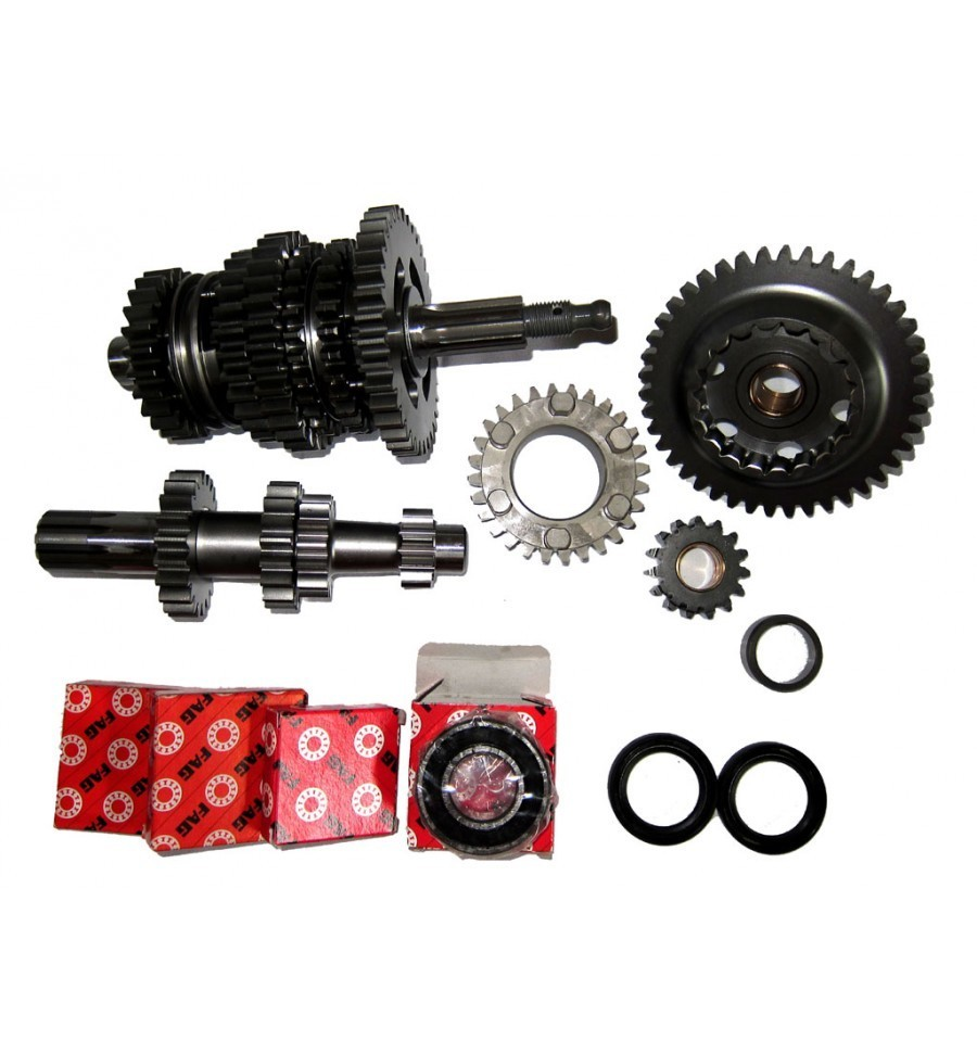 URAL CONVERSION KIT RUSSIAN GEARBOX TO GERMAN GEARBOX (W/O SEALINGS)