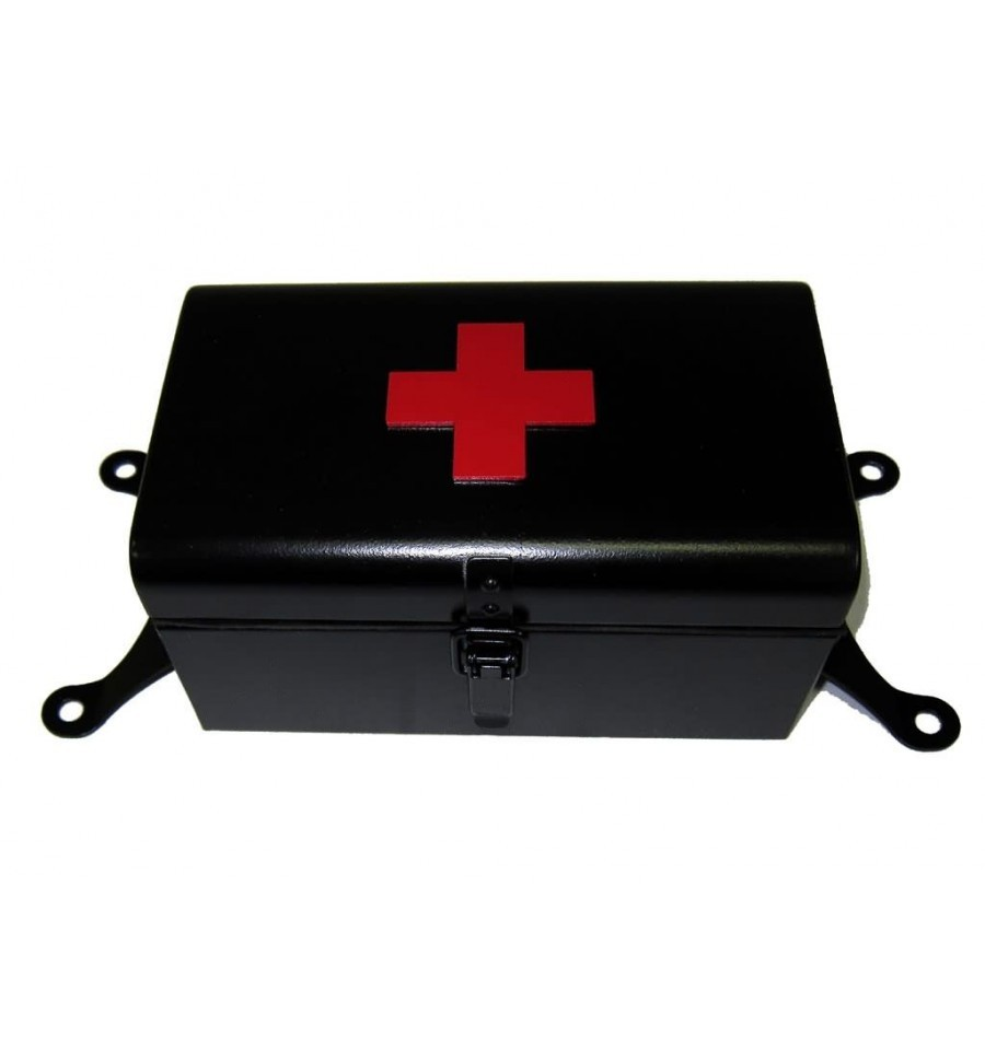 FIRST AID KIT URAL BLACK MATT