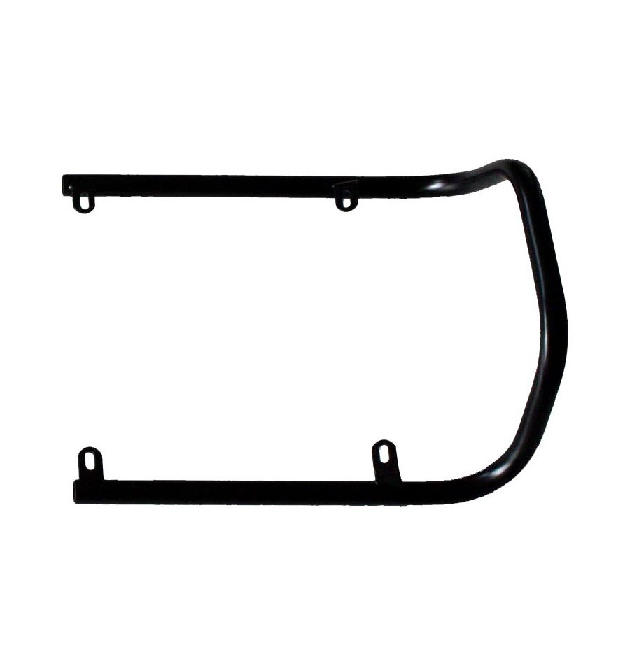 SIDE REAR BUMPER URAL BLACK