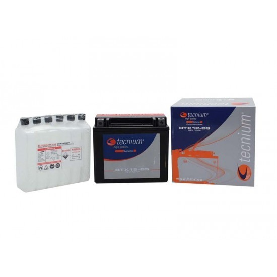 Tecnium BATTERY FOR URAL YTX20L-BS