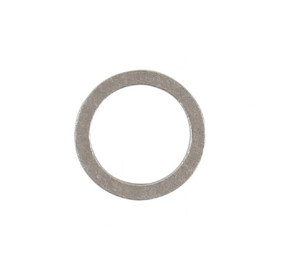 Sealing ring aluminium 14mm