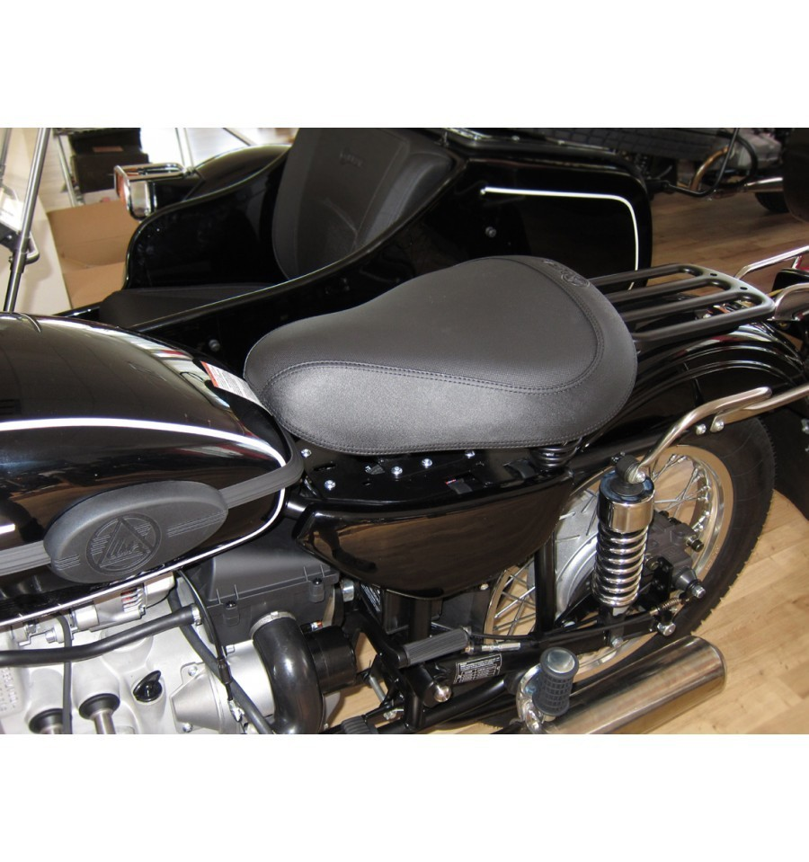 New Luxury Ural Pilot Seat with logo