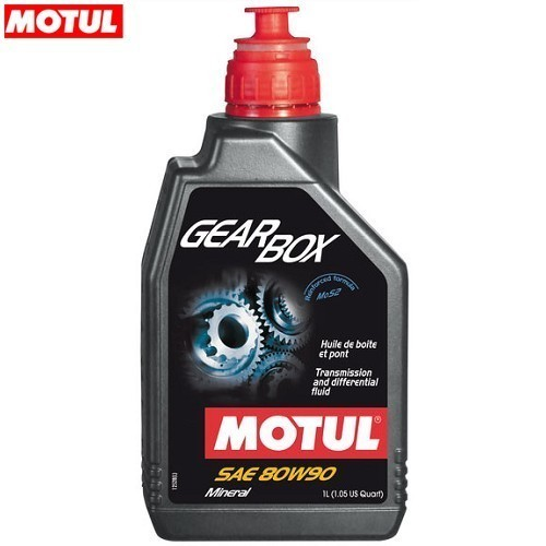 Gearbox Oil and Transmission 80W90 1L Motul