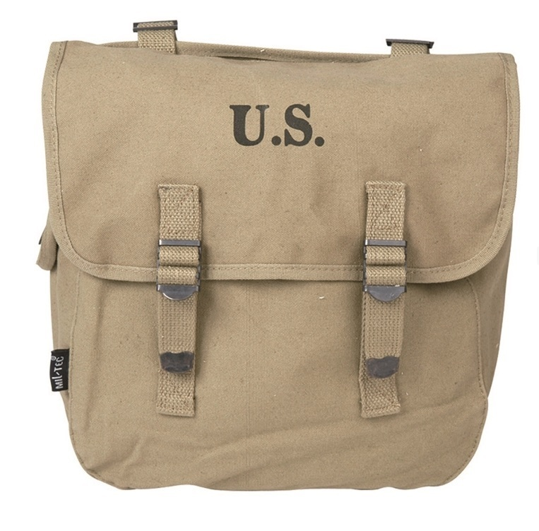 MUSETTE US WWII MODELE 36 REPRODUCTION 100% COTON